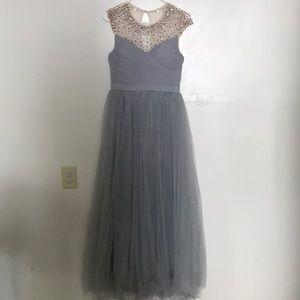 Little Mistress Maxi Tulle Dress